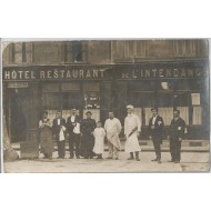 Carte Photo - Toulon Hôtel Restaurant de l'intendance