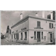 Langoiran - La Poste Carte Photo