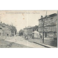 Saint-Laurent-de-Chamousset - Place Neuve