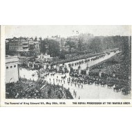 The Funeral of King VII,May 20th,1910