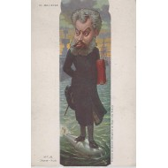 Caricature de Mr Pelletan 1900
