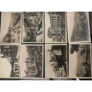 Monaco - Monte-Carlo - Lot de 8 Cartes Photos