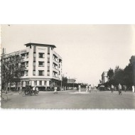 Marrakech-Gueliz - Avenue Mangin - carte photo