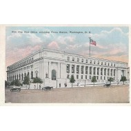 New City Post Office adjoining Union Station,Washington,D.C.