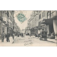 Troyes - Rue émile Zola