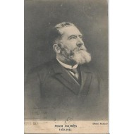 Jean Jaurès 1859-1914  ( Photo Richard)
