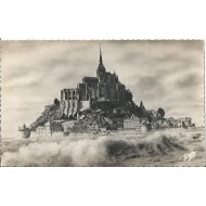 Le Mont-Saint-Michel - Carte Photo