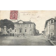 Grand-Serre - Place Bizarelli