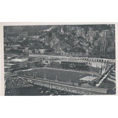 Monaco - Monte-Carlo - Carte Photo - Le Stade