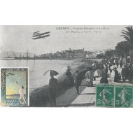 Cannes - Grande semaine d'aviation 27 mars au 3 avril 1910