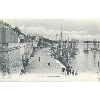 Royan - Quai du Commerce