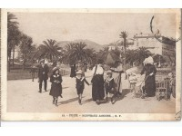 Nice - New Gardens - Old Postcards