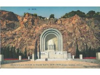 Nice - Monument to the Dead - Vintage Postcards