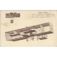 Aviation - Biplan Voisin