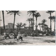 Marrakech - Les Remparts (Carte Photo)