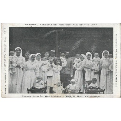 Nice - National Association for orphans of the War