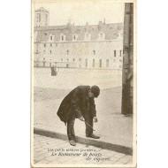 Les petits métiers parisiens - Le Ramasseur de bouts de cigares