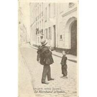 Les petits métiers parisiens - Le Marchand d'habit