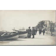 Nice - Quai des Etats Unis Carte Photo