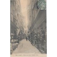 Vieux-Nice - Une rue de la Vieille Ville