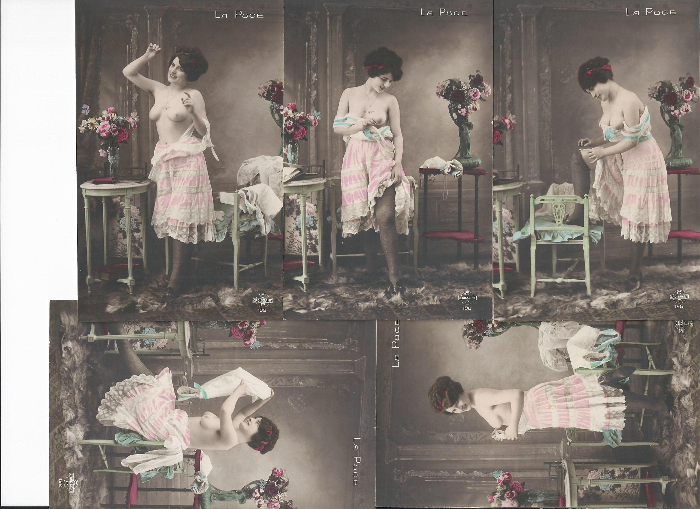 rotique Le Cabinet de Curiosits de Madeleine Miranda